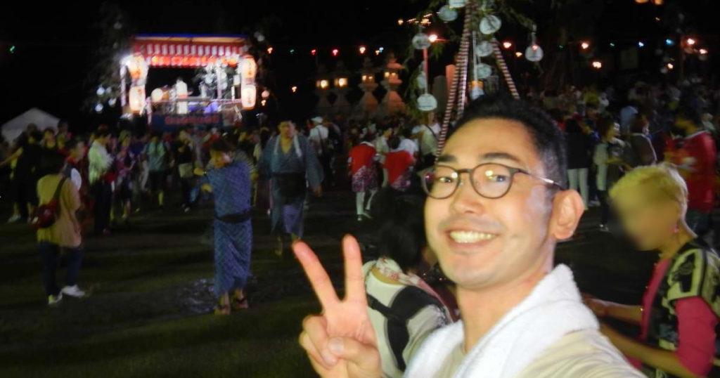 東大寺二月堂盆踊り