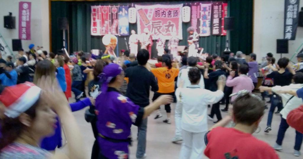生野区盆踊り