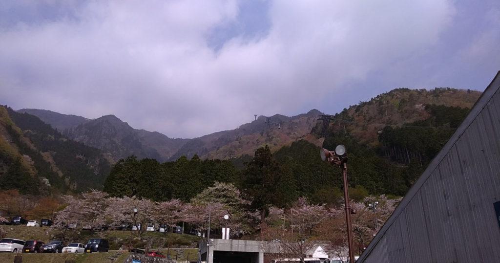琵琶湖バレイ山麓駅