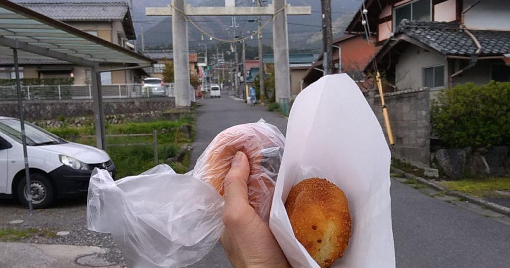 ヤックルのパン