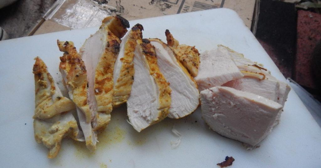 焼き鳥カレー味